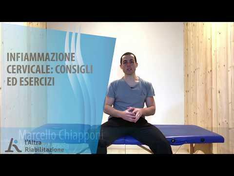 Il dolore di gamba sinistra a ernia intervertebrale