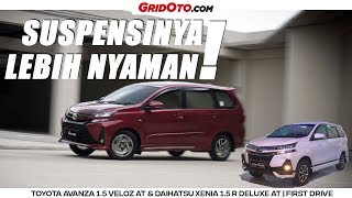 Impresi Awal Kendarai Toyota Avanza Veloz dan Daihatsu Xenia 2019