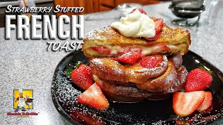 Stuffed French Toast Recipe | Brunch Recipes