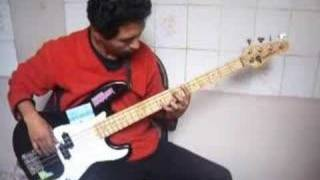 Metallica - Master of Puppets - Cover Bass