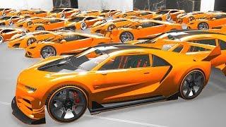 $100,000,000 WORLD�۪S MOST EXPENSIVE CAR GARAGE! (GTA 5 Funny Moments)   Kholo.pk