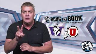 #4 Washington Huskies AT #17 Utah Utes Odds & Pick