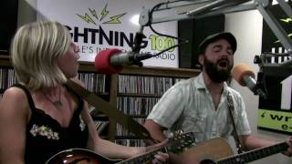 Drew Holcomb & the Neighbors - Baby Tomorrow - Live at Lightning 100
