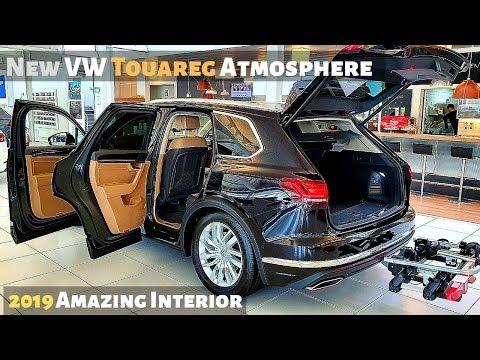 New VW Touareg Atmosphere 2019 Review Interior Exterior