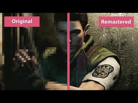 resident evil hd remaster pc config