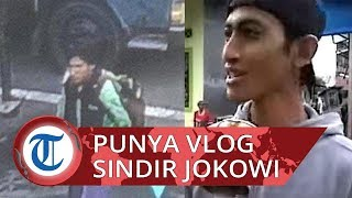 Pelaku Bom Bunuh Diri di Polrestabes Medan Punya Youtube, Pernah Buat Vlog Sindir Jokowi dan Ahok
