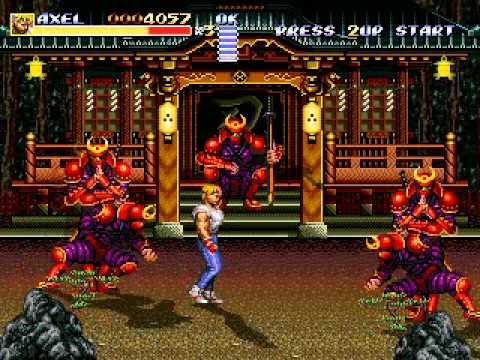 The Obsessive Streets Of Rage Remake Is Finally Finished