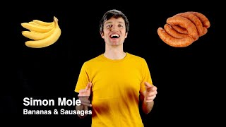 BEST DRAMA GAME. EVER. Bananas & Sausages.Fun Poetry For Kids(Simon Mole X National Literacy Trust)
