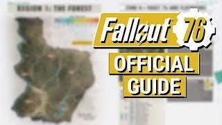 FALLOUT 76: Official Game Guide Reveals FACTION DETAILS, Region Info, and Total Number of Perks!!