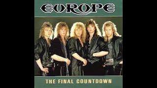 Guitar Solo 34 - The Final Countdown -  John Norum/Europe - Tutorial