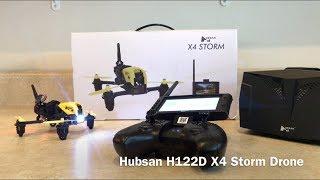 Hubsan H122D X4 Storm Drone