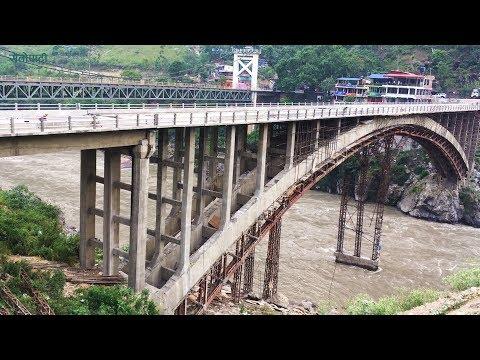 १२ करोड खर्चेर मुग्लिनमा बन्यो नौलो पुल