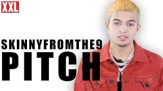 Skinnyfromthe9's 2019 XXL Freshman Pitch