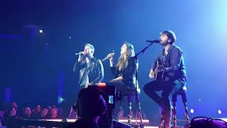 Lady Antebellum   I Guess I Wanted You More  Be Patient With My Love C2C  2019 SSE Hydro Glasgow