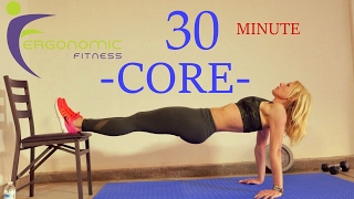30 MINUTE CORE WORKOUT! by Eye See Digital