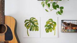 DIY Wall Decor For Summer || Interior Maata
