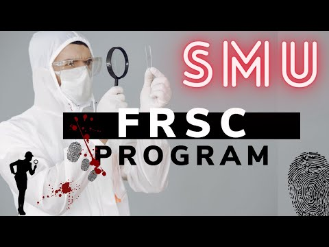 What is the SMU Forensic Science program like?   Classes, Labs ...