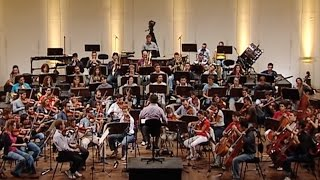 Muti rehearses Tchaikovsky: Romeo & Juliet