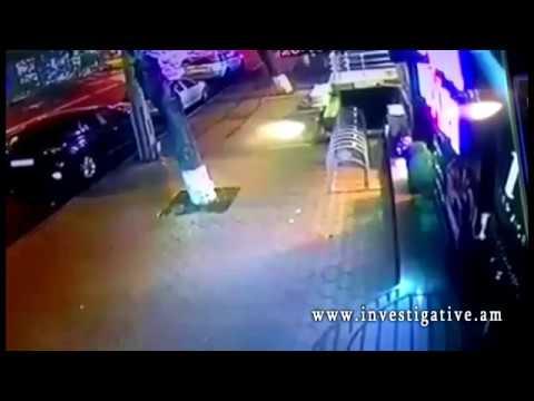 Կոտրել են խանութի ապակիները ու փորձել գողություն կատարել (տեսանյութ)