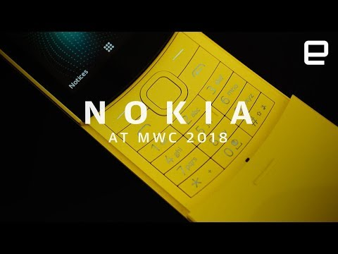 New Phone: Nokia's MWC 2018 Event in Under 10 Minutes