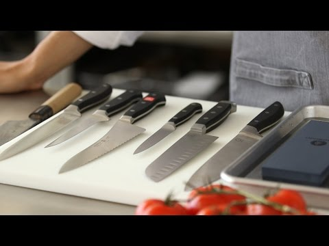 How To Sharpen Your Kitchen Knife