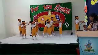 Enthralling Performance of Pre-Nursery Students @ Fun With Letters