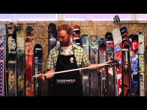 2nd Tracks Gear Review: Swix Techlite Pro Ski Poles