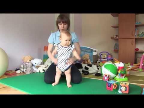 9 mėnesių kūdikio raida
