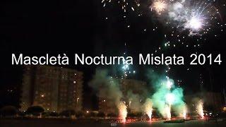 preview picture of video 'MASCLETÀ NOCTURNA | Festes Mislata 2014'