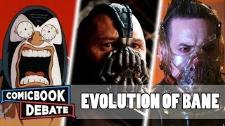 Evolution of Bane in Cartoons, Movies & TV in 16 Minutes (2019)