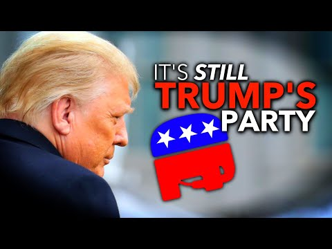 Trump Will Continue to Have a Stronghold on the GOP... Even When He's Out of Office