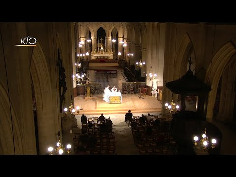 Messe du 24 janvier 2020