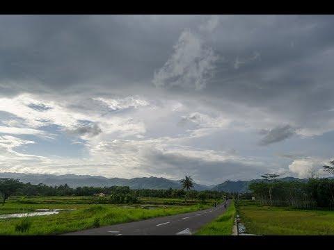Индонезия 2 - плато Диенг, гора Сикунир, храм Боробудур