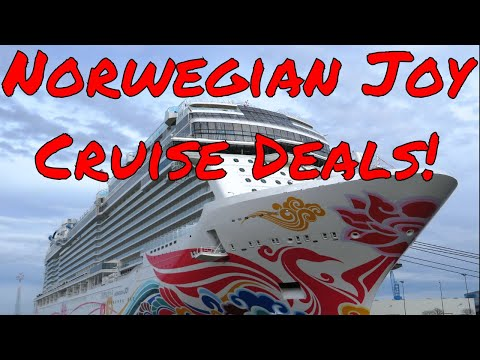 Norwegian Starts A Sale On Norwegian Joy For Alaska 2019 Plus It's Time For Trivia!