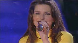 Shania Twain - When You Kiss Me (Live)