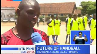 How National Handball League has grown in the recent past in Kenya