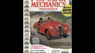 1954 popular mechanics magazine
