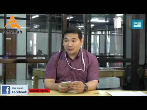 "[PANAS]TERKINI RAFIZI RAMLI -""ISU Pengggantungan CEO FGV Dato Zakaria Arshad """