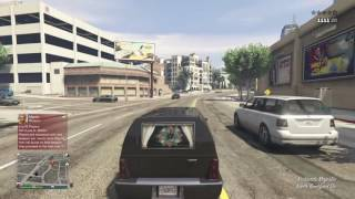 Gta 5 How to get the Funeral Car