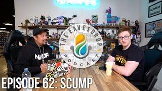 SCUMP - CREATOR VS PRO COD PLAYER | THE EAVESDROP PODCAST EP 62