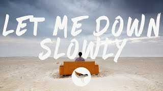 Alec Benjamin   Let Me Down Slowly (Lyrics) Eastern Odyssey Remix