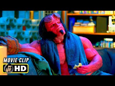 HELLBOY (2019) Clip - The Osiris Club [HD]