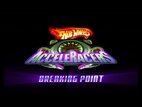 [HD] 3.0 Hot Wheels AcceleRacers: The Breaking Point - english