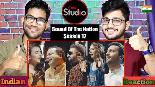 Indian Reaction On Coke Studio Season 12 Promo | M Bros Reactions