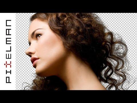 Olej smalec na włosach