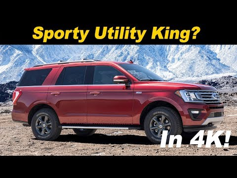 External Review Video -kArN59cWjg for Ford Expedition & Expedition MAX SUV (4th gen, U553)