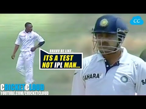 Sehwag Forgot its a Test Match | All West Indies Bowlers Shocked !!