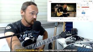Умеет ли гитарист из Judas Priest играть рифф Painkiller? (со стрима)