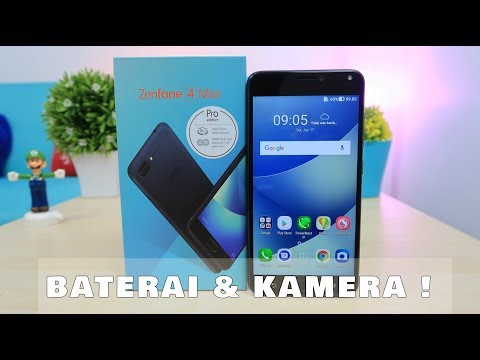 Unboxing Asus Zenfone 4 MAX PRO Indonesia