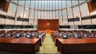 立法會會議(2020年6月3日立法會會議的延續)(2020/06/04)